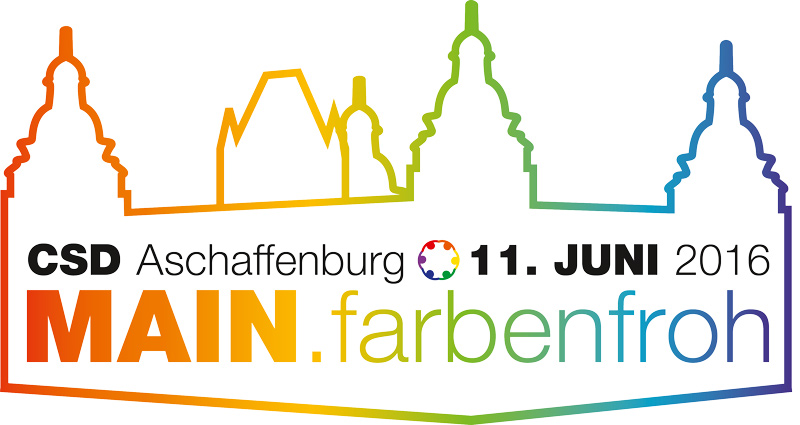 CSD 2016 - Aschaffenburg - rAinBows