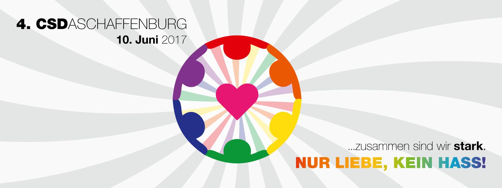 CSD Aschaffenburg - 2017